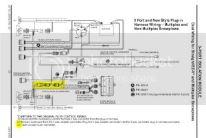 Multiplex & Non Multiplex ~ Inline Wiring Setup Adapter