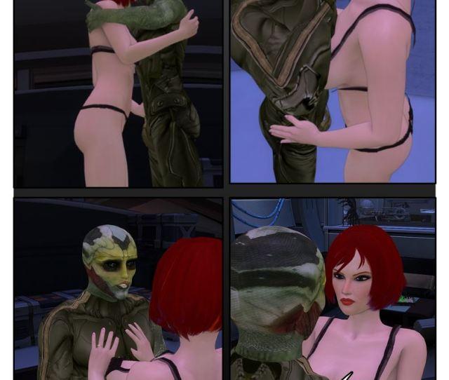 Mass Effect Thane And Shepard Rus Fuck A Th Hentai Porn Video