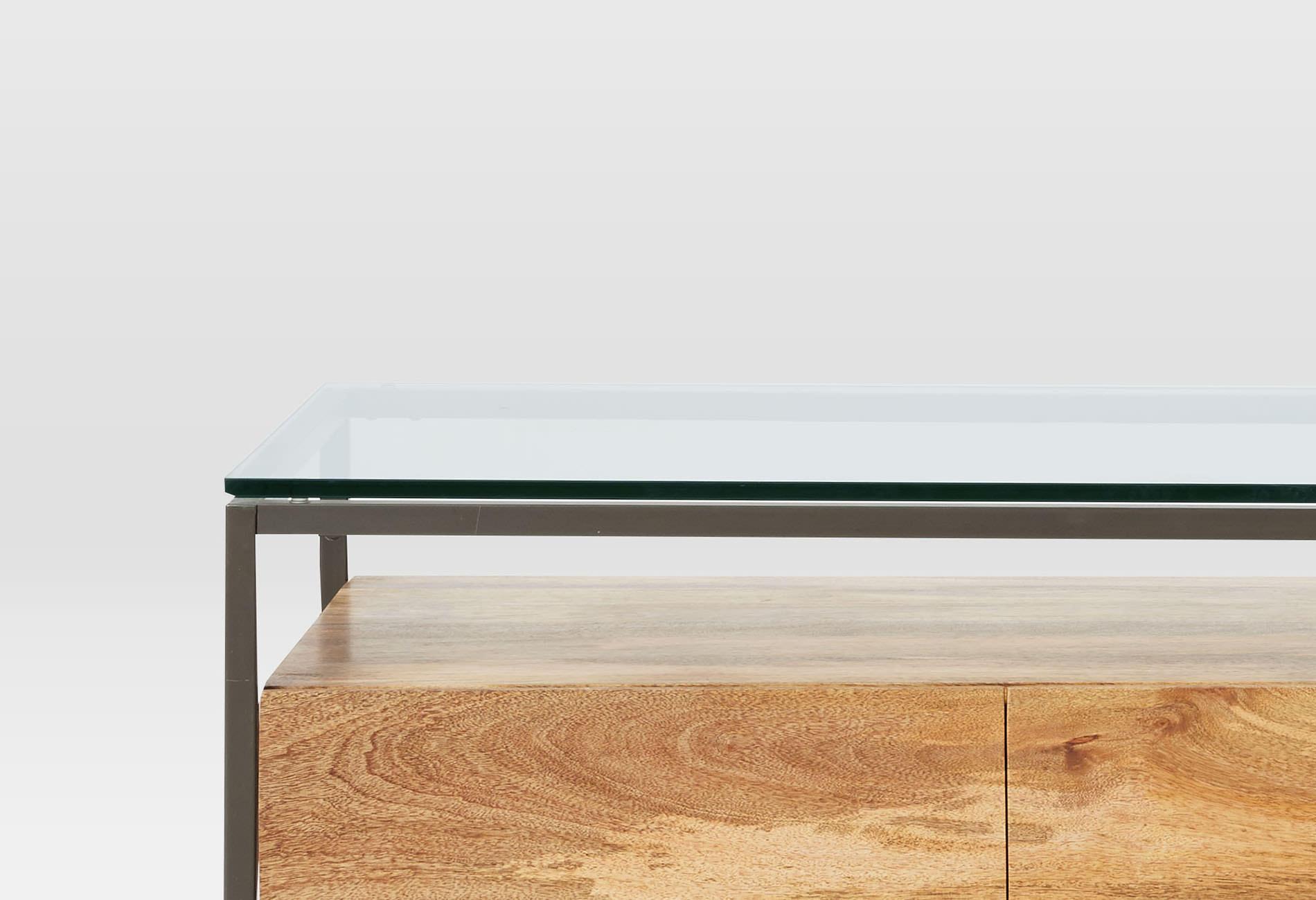 box frame storage coffee table