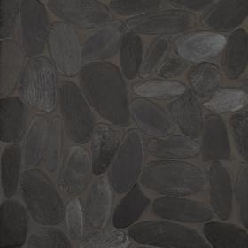 dark stone tile floor decor