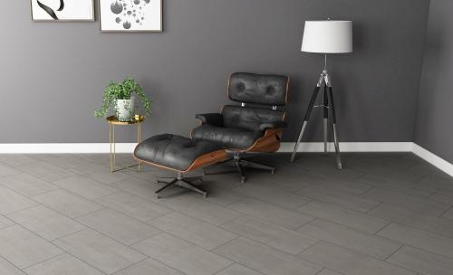 concrete gray ceramic tile 12 x 24