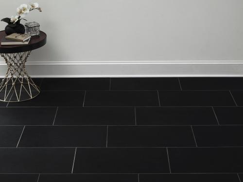 absolute black honed granite tile 12