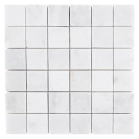 Complement your design with refined elegance by using this tile in your interior spaces. Ocean Honed Marble Mosaic 12 X 12 100246057 Floor And Decor