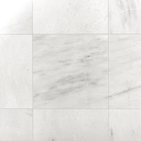 STRIA Dolomite Marble Mixed Chevron Mosaic Tile - Polished. Ocean White Honed Marble Tile 18 X 18 100287705 Floor And Decor