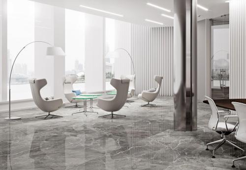 Tukwilas everyday low price. Castleton Gray Ii Polished Porcelain Tile 16 X 32 100782317 Floor And Decor