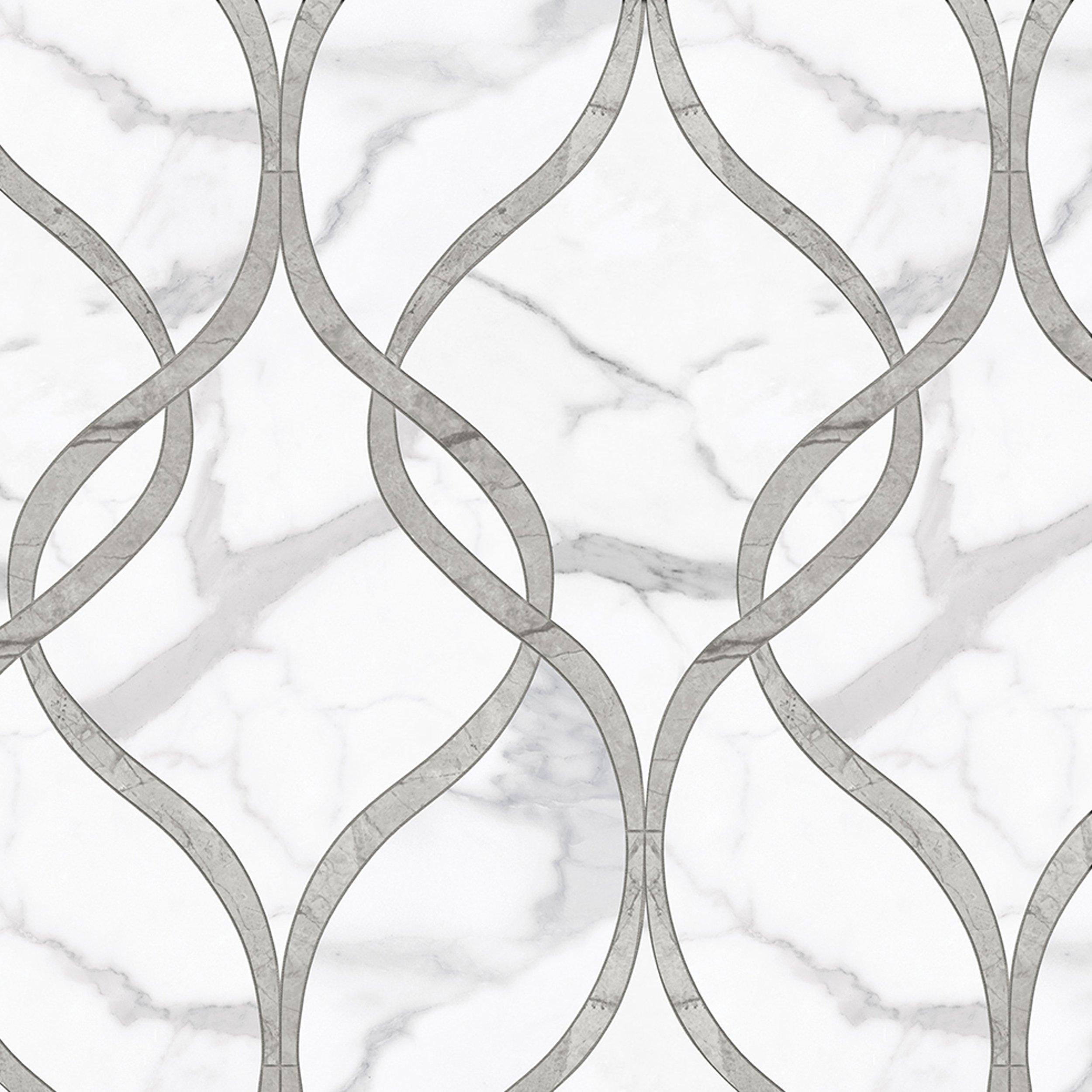 accent wall tile floor decor