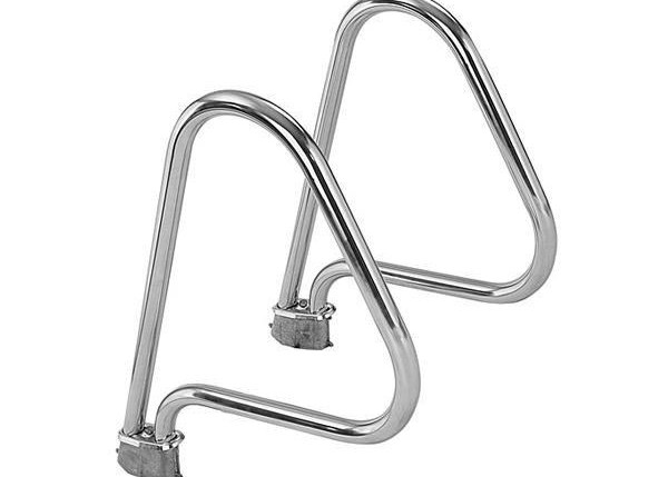 Sr Smith Commercial Ring Handrail With Bronze Anchors   Sr Smith Handrail Brochure   Ada   Stair Rails   Deck Mounted   Mer 1004   Art 1004