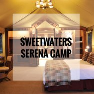Sweetwaters Serena Camp
