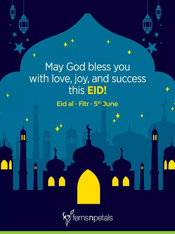 Eid Mubarak Wishes Quotes Amp Messages 2020 Send Eid Al Fitr E Greetings
