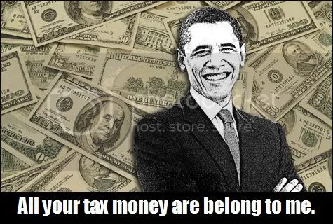 Obama Gonna Pwn all You Noobs and Your Moneys.