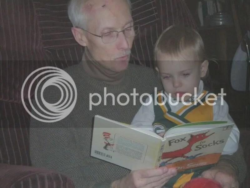 Grandpa & Zoe