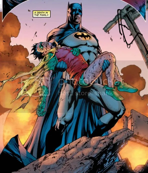 Image result for jason todd death