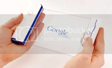 Google Phone Concept 1