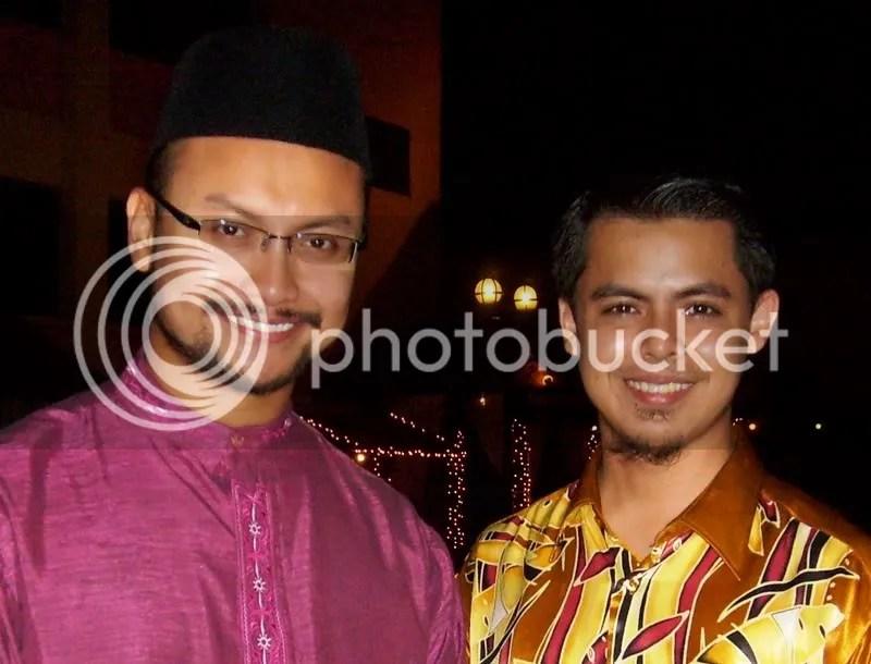 bersama Sdr. Amin Idris