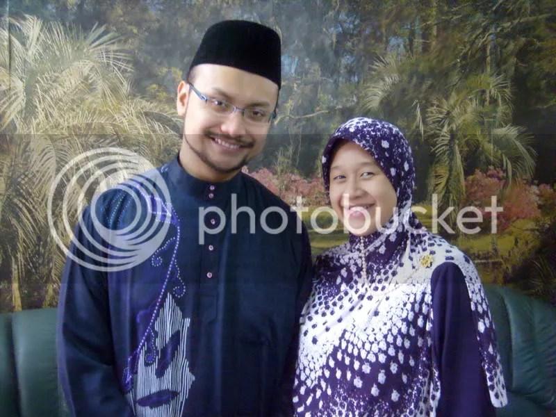 Badrul Sani & Raidah Khalisah
