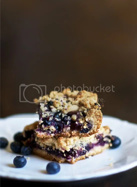 Recipe | Blueberry Crumb Bars & Friday | Picture of the Week | Week 31