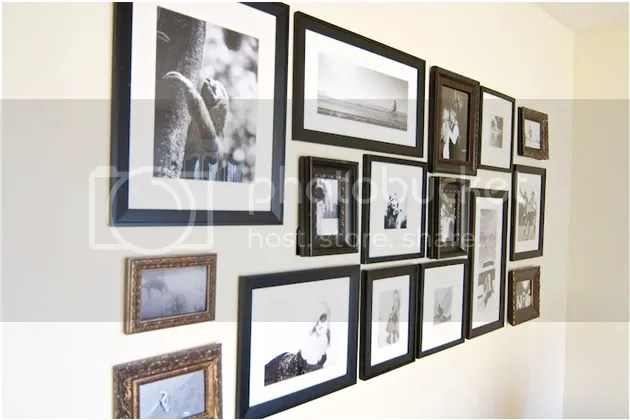 frame wall | Our Footprints…..