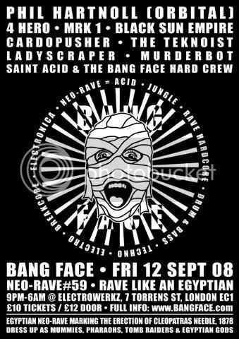 bang face