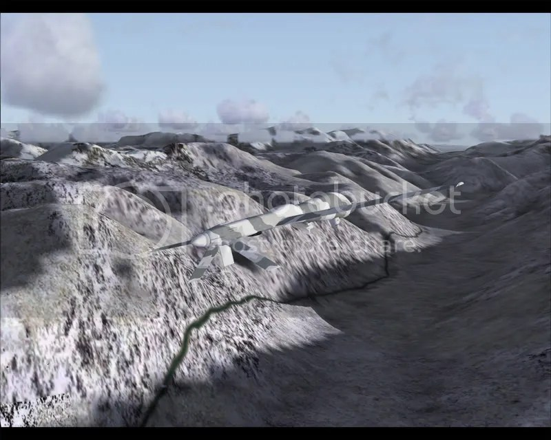 UAV Predator, nota final de 8/10