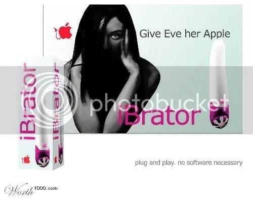 Apple iBrator