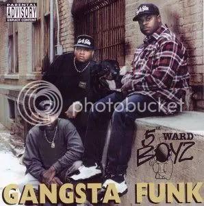 Former Gangsta Rapper 007 of the 5th ward Boyz, now saved
