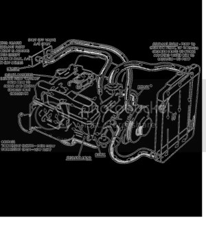 Need coolant diagram | Ford Explorer and Ford Ranger