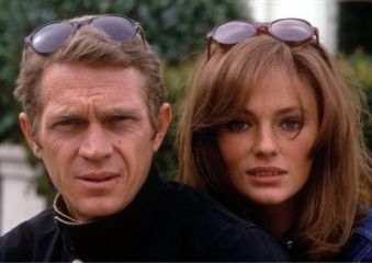 Image result for mcqueen and ali macgraw