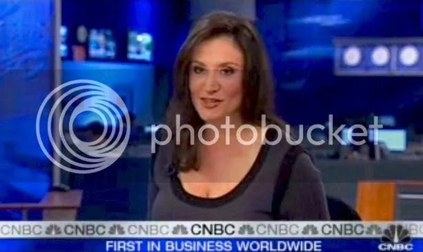 Michelle caruso cabrera boob trabajo