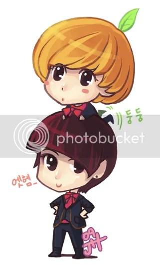 Shinee Key and Taemin