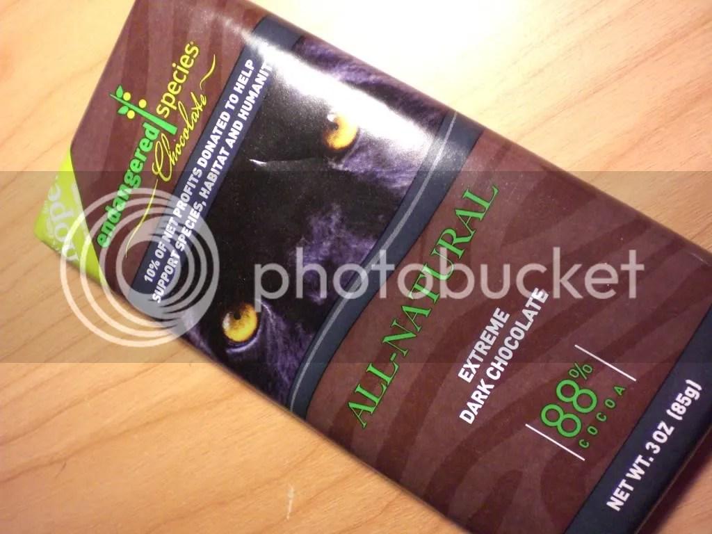 88% Endangered Species Chocolate