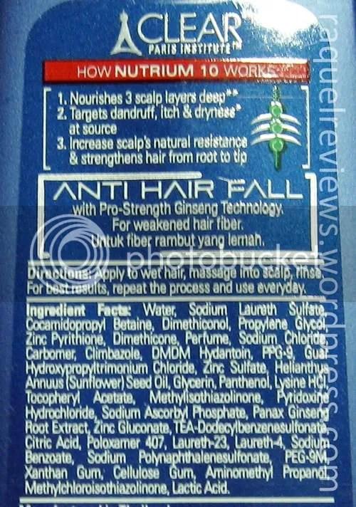 Clear Men Anti Hair-Fall