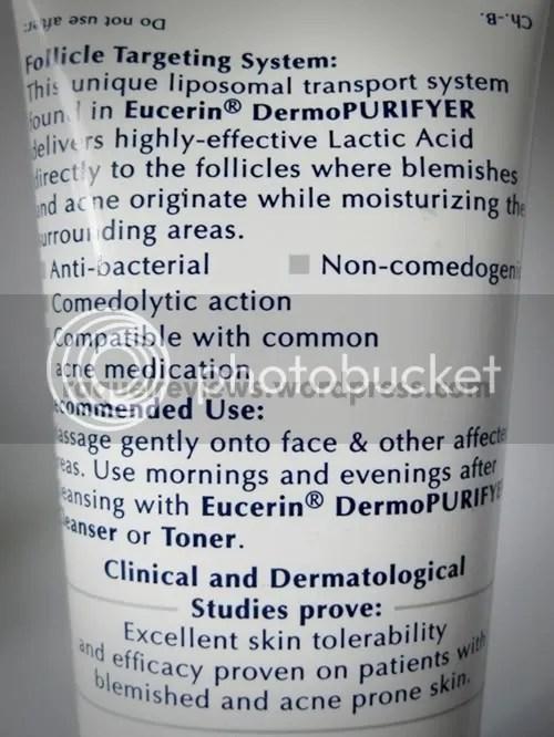Eucerin® DermoPURIFYER Crème Gel