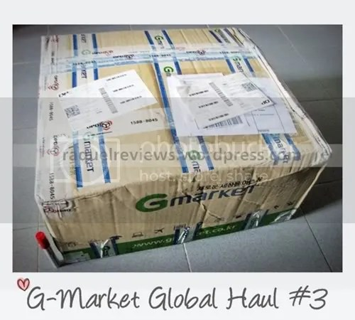 G-Market Global Haul #3