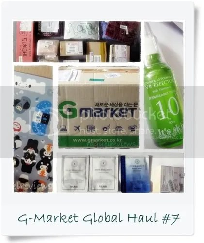 G-Market Global Haul #7