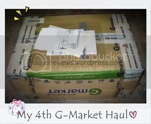 G-Market Global Haul #4