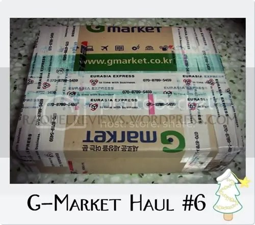 G-Market Global Haul #6