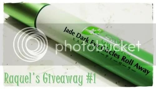 Ginvera Jade Dark Eye Circles Roll Away Giveaway