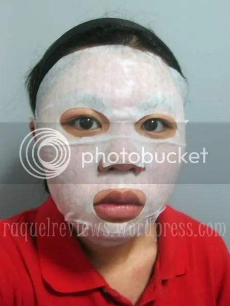Love More Black Magic Mask
