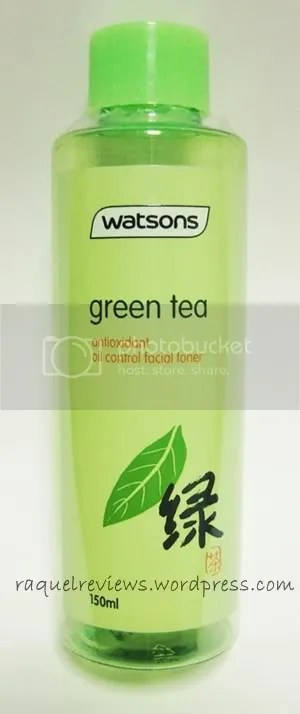 Watsons Green Tea Toner