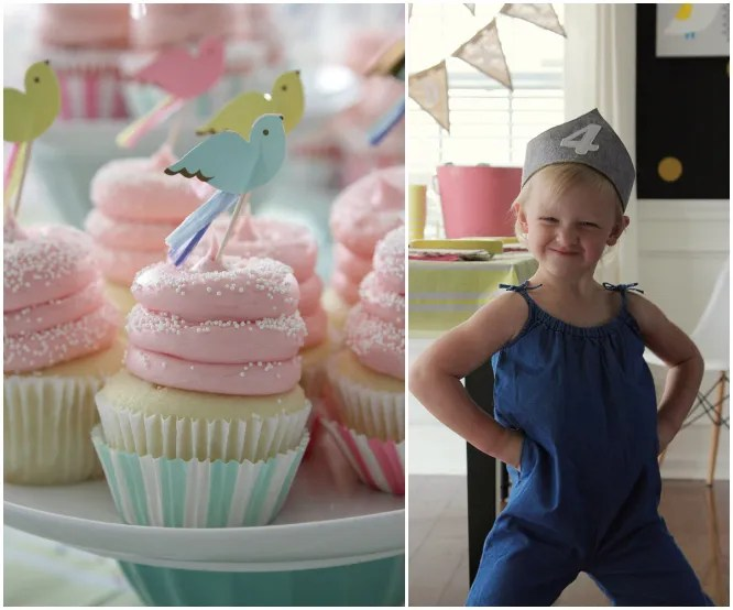 Hazel Turns 4 - Little Girls Birthday Party 1