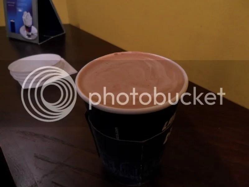 Cafe Mocha w/ Caramel