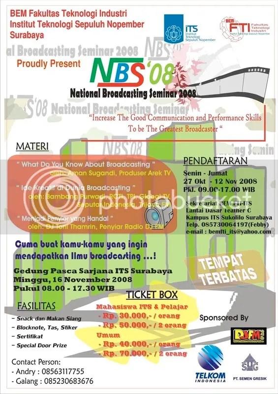 seminar nasional broadcasting