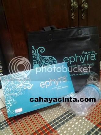 EPHYRA produk kecantikan dalaman dan luaran