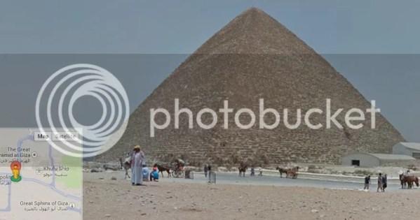 The Pyramids of Giza Al-Haram Giza Egypt