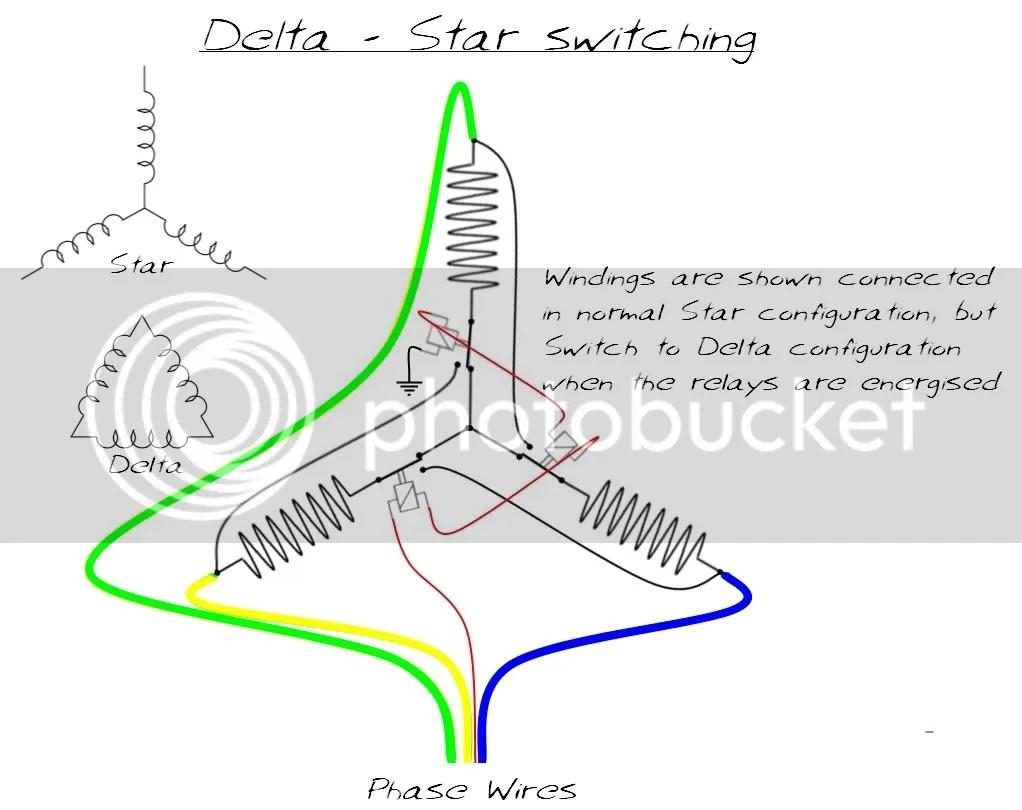 Wye Motor Schematic - Schematics Wiring Diagrams •