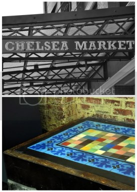 Chelsea Market and Moroccan Tiles
