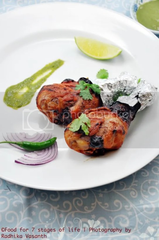 Classic Tandoori Chicken