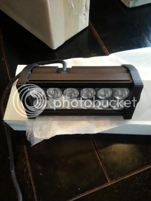 Totron led light bar for sale  Polaris RZR Forum  RZR