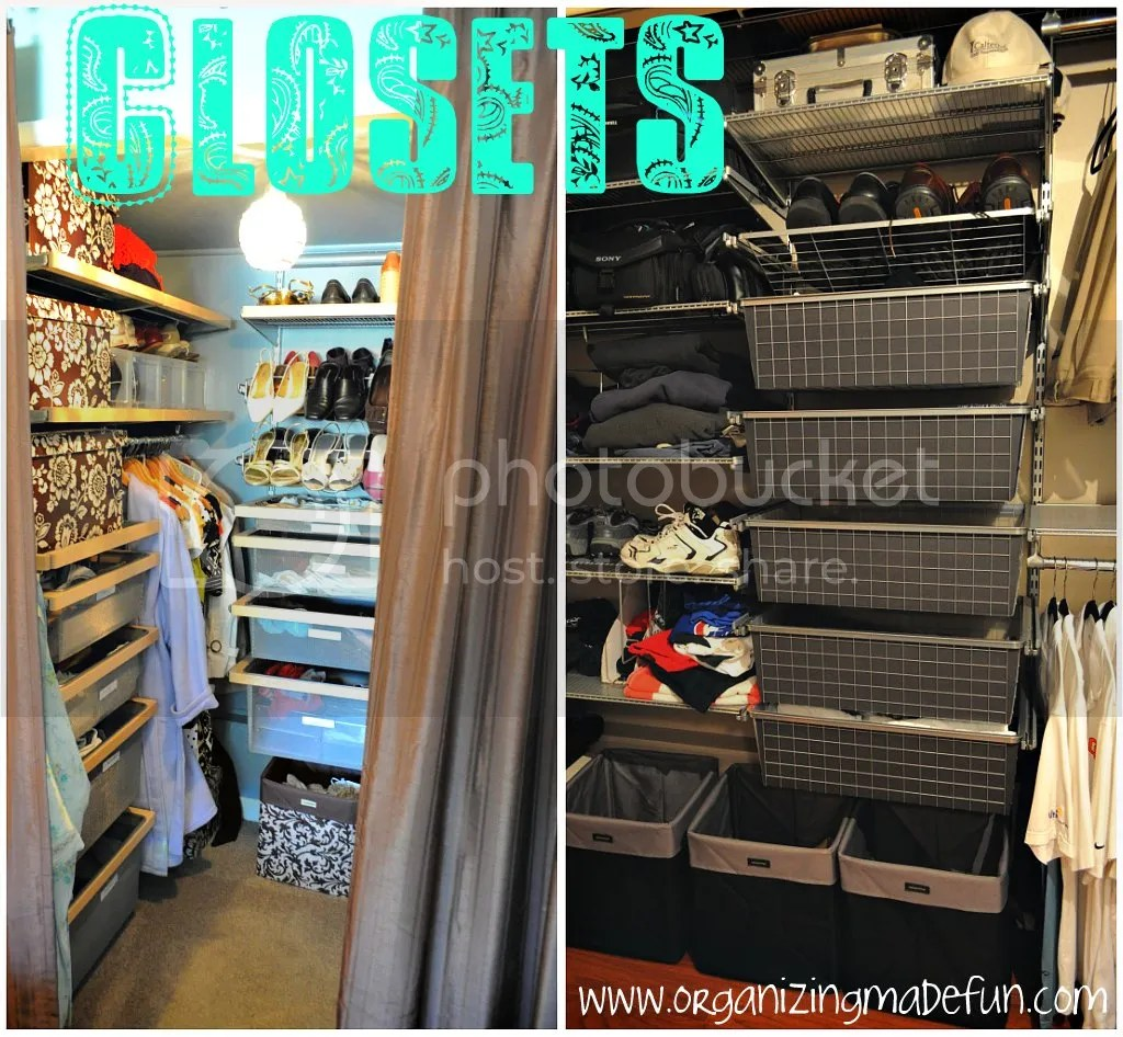 How to have an adult closet dressed to a t How to organize your clothes without a closet