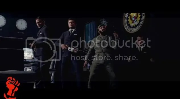 Black Ops Zombie Map is Set in The Pentagon, Play as JFK!